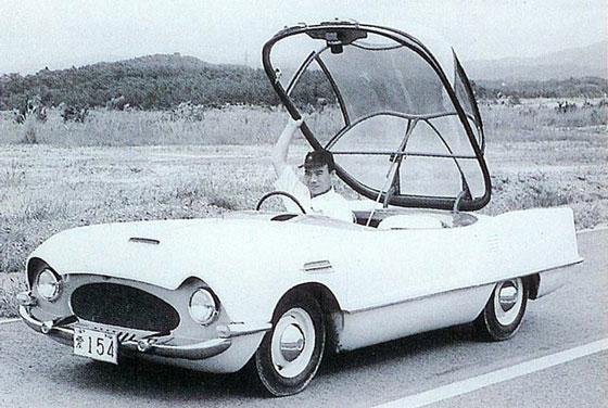 Japan concept car Toyota Proto