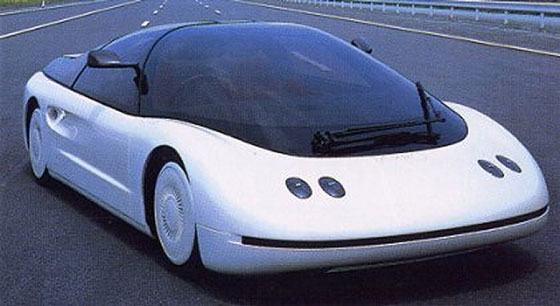 Japan concept car Daihatsu TA-X80