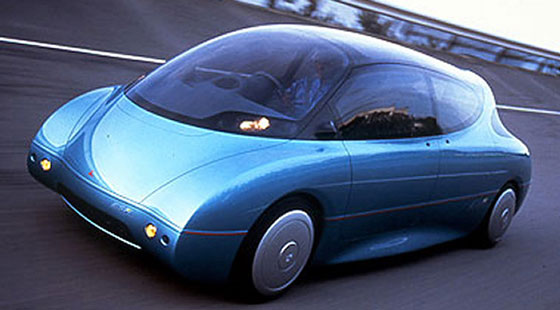 Japan concept car Mitsubishi ESR