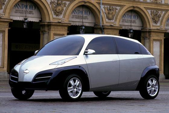 Japan concept car Nissan KYXX