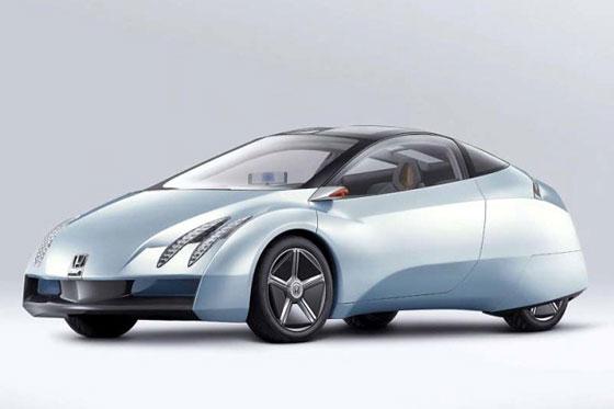 Japan concept car Honda IMAS