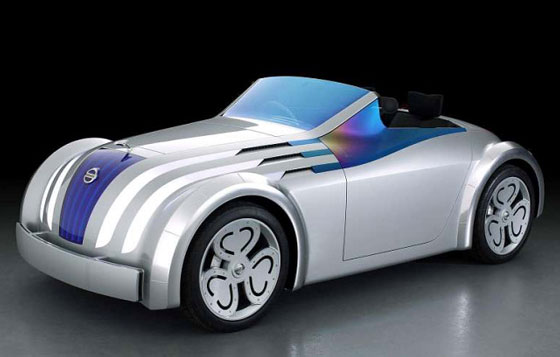 Japan concept car Nissan Jikoo