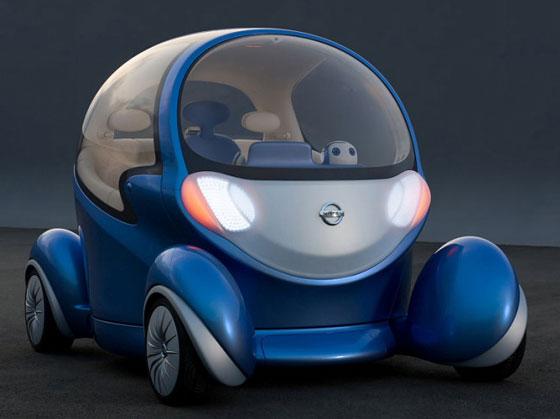 Japan concept car Nissan Pivo-2